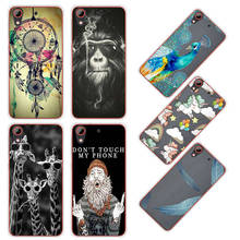 Fashion Cool Perfect Nice Design Soft TPU Phone Case For HTC Desire 628 5.0inch Soft Silicone Cover Cases For Htc Desire 628