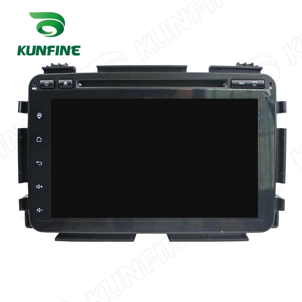 Car dvd GPS Navigation player for HONDA VEZEL B