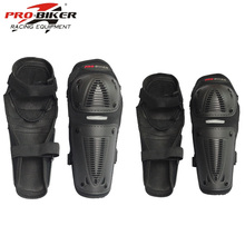Motorcycle Equipment Protective Kneepad New Sport Guard Motocross Protector Gear Knee Racing Elbow Pads Motocicleta Motos Black(China)