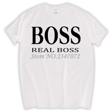 new mens perody real boss T-Shirt - 60's English Lola London Rock(China)