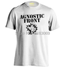 Agnostic Front Hardcore band Boots Mens & Womens Rock Retro T Shirt Custom T Shirt