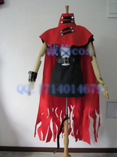 Custom Cheap Female Vincent Valentine Cosplay Costume from Final Fantasy Type 0 Christmas