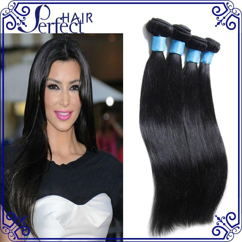 Malaysian Virgin Hair Straight 3pcs Lot 100% Unprocessed unprocessed virgin hair wholesale virgin maylasian hair straight<br><br>Aliexpress