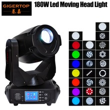 TIPTOP TP-L680 180W Led Moving Head Light Same Power Output 700W Discharge Smooth Pan/Tilt Motor Movement Speed Adjustable(China)