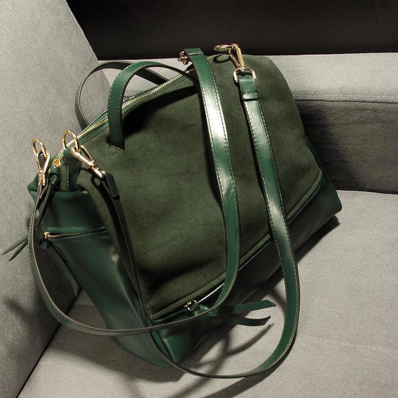 Tinkin 2015 Nubuck Womens Handbag Fashion Vintage Messenger Bag Larger Motorcycle Winter Women Bags Bigger Than A4<br><br>Aliexpress