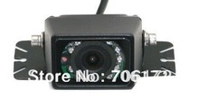 2011 newest design Good quality NightVision Color car rear view camera free shipping(China)