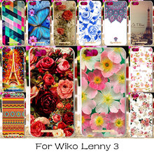 TAOYUNXI Silicon Plastic Phone Case For Wiko Lenny 3 Blu Dash X2 D110L D110U Jerry K-kool K kool III Lenny3 Cover Bag Housing(China)