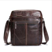 Men Single shoulder bag retro men's bags Crossbody Bags Ipad bags Leather handbag