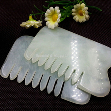 Head Body Messager Jade Comb Massageador Stress Massage Tool Massagers Chinese Medicine Massagem E Relaxamento SPA Health Care