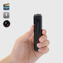 1080P Full HD Portable Mini Hidden Camcorder with Single Voice Recording USB Direct Charge News Interview Learning Micro Camera