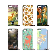 New Fashion Bambi fawn Anime For Huawei P8 P9 Lite For LG Moto G3 G4 G5 G6 Plus Sony Xperia Z3 Z5 X XZ XA E5 Compact Case Cover