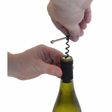 Flexsteel True Utility TU48 Twistick Pocket Multi Functional Stainless Steel Key Ring Keychain Wine Bottle Opener Corkscrew
