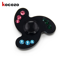 Funny Spinners With Diamonds Cool Hot Selling Hand Spinner for Autism and ADHD EDC Toy Fidget Spinner Reduce Stress Focus