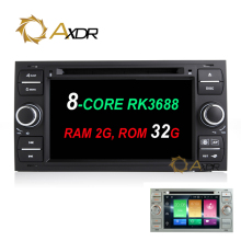 OCTA CORE RK3688 Android 6.0 Car 2din dvd player For Ford Mondeo S-max Focus C-MAX Galaxy Fiesta Form Fusion 8 CORE SCREEN radio