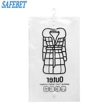SAFEBET Brand Large Vacuum Bag for Clothes Vacuum Packing Clothes Storage Bags Wardrobe Closet Organizer Garment Bag Sealed Bags