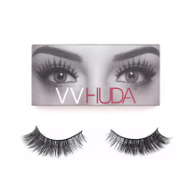 VVHUDA Eyelashes 3D Crisscross False Lashes Mink Fur Cross Professional Tool Eye Extension Upper Makeup Natural Maquiagem(China)