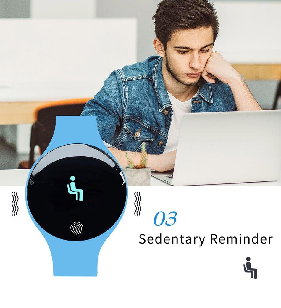 SANDA Bluetooth Smart Watch Men Women inteligente Sport Digital Clock For IOS Android Pedometer Fitness Smartwatch For iPhone 20