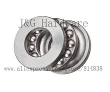 Bearing Supplies Thrust Ball Bearing Sizes 4 x 9 x 4 Thrust Bearing(China)