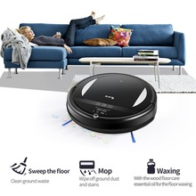 SDG Intelligent Robot Vacuum Cleaner For Fuzzy & Spot & Edge Cleaning Support Auto Cleaning & Mopping&Vacuuming Remote Control(China)
