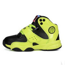 Basketball Shoes Kids 2017 New Boy Antiskid Youth Sports Shoes Cheap Outdoor Sneakers China  Sale