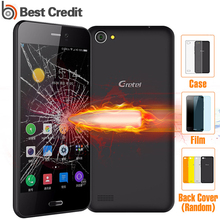 Gretel A7 4.7 Inch IPS HD Mobile Phone MT6580A Quad Core Android 6.0 1 GB RAM 16 GB ROM 8.0 MP Camera 2000 mAh 3G Smartphone