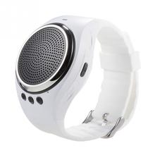 Sport Running Music Watch RS09 Bluetooth Bracelet Wristband with Speaker Dual Bluetooth Pedometer