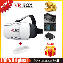 VR BOX VR Virtual Reality Glasses Google Cardboard Goggle VR Shinecon 3D Game Movie BOBO Z4 + Bluetooth Wirelesss Remote