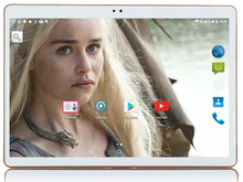 2017 New 10 inch 4G LTE Tablets Octa Core Android 7.0 RAM 4GB ROM 64GB Dual SIM Cards 1280*800 IPS HD 10.1 inch Tablet PCs Gifs(China)