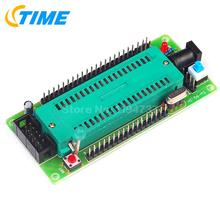 1PCS 51 AVR MCU Minimum System Board Development Board Learning Board STC Minimum System Board Microcontroller Programmer