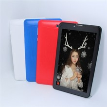 7 inch tablet MTK8312 Andriod 4.2 2G GSM Dual Sim Card Dual Cameras/Core with Bluetooth WIFI phone call Tablet PC