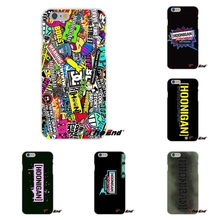 For iPhone 4 4S 5 5S 5C SE 6 6S 7 Plus Galaxy Grand Core Prime Alpha Hoonigan Ken Block Smiley DC Graffiti Sticky Bomb Case