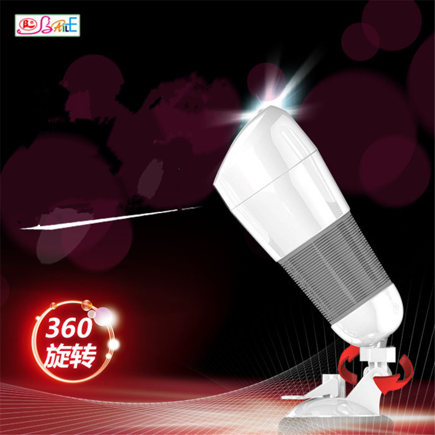 2017 New Sex Products for Men Vibrating Male Masturbation Cup Soft Silicone Artificial Vagina Masturbator Sex Toys Pussy ST383<br>