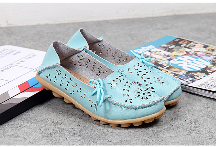 AH 911-2 (8) Women's Summer Loafers Shoes
