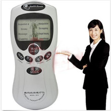 2017 4 Electrode Health Care Tens Acupuncture Massager Digital Therapy Machine Massageador Machine Pain Relief Fitness