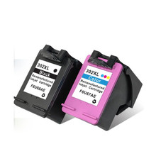 302XL Europe's preferred products FULL ink Same original For HP 302 302 XL Ink Cartridge For HP Deskjet 2130 1112 3630 3632
