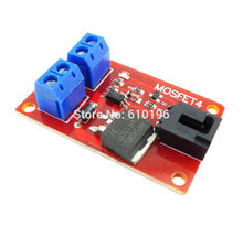 1 way IRF540 Isolated Power Module MOSFET Switch For Arduino