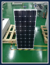 monocrystalline solar panel 200W A grade solar cell solar home kits 100w mono solar panel 2pcs 17% charging efficiency