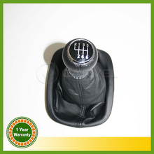 Free Ship For VW Passat B5 1997 1998 1999 2000 2001 2002 2003 2004 2005 6 Speed Manual Gear Shift Knob With Boot 12mm Hole