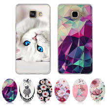 A5 2016 Case For Samsung Galaxy A5 2016 Case A510 A510F 5.2 Phone Cases 3D Cover For Samsung A5 2016 Bags Silicone Fundas Coque