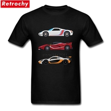 Custom T Shirts Cool Car Hybrid Trinity R. Version Men Tee Short Sleeve Crewneck Cotton T-shirts XXXL