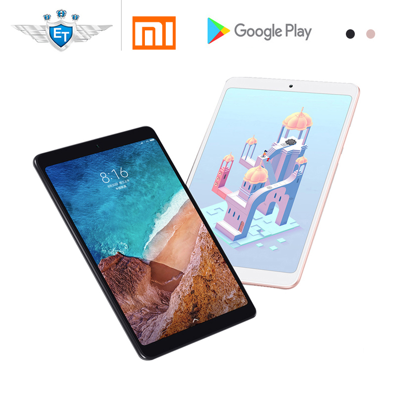"Multi-Language Xiaomi Mi Pad 4 mipad 4 Tablets 8"" Snapdragon 660 AIE Core Wifi LTE AI Face Tablet PC Android mi pad 4 Tablets 4(China)"
