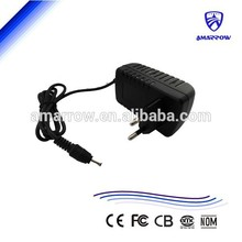 Tablet charger for Cube U9GT2 / U30GT2 U30GT/U30GT/U19GT /U9GTV 12v 2a 2.5*0.7mm(China)