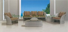 Home rattan sofa furniture set with cushions,home furniture supplier