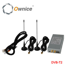 Special DVB-T2 Digital TV Box Only for Ownice C200 / C180 / C300 / C500 Car DVD Players for Russia Thailand Malaysia