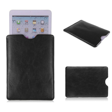 Universal Retro Style Anti-scratch Pu Leather Sleeve Bag Case Soft Cover Pouch Tablets Case For 8/9/10 Inch Tablet PC