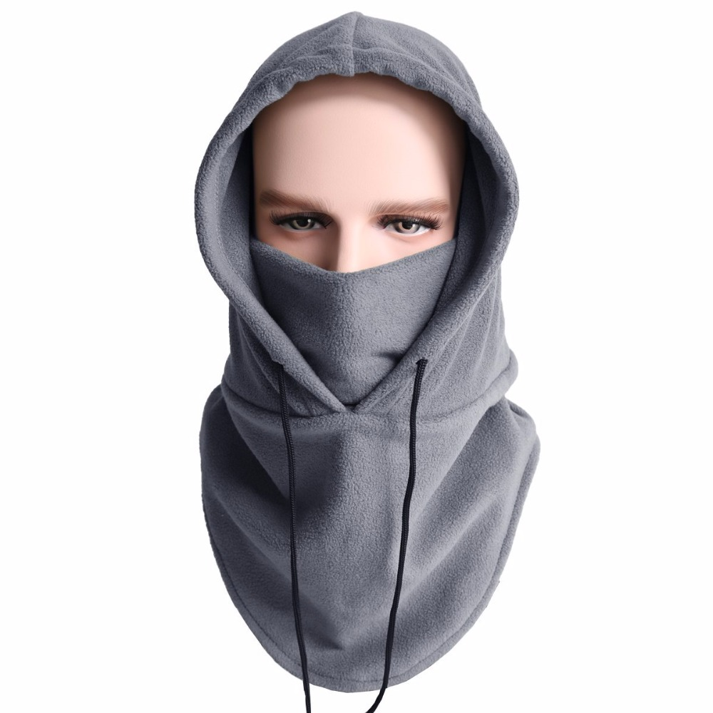 Windproof Ski Mask - Winter Warm Balaclava - Cold Weather Face Mask Motorcycle Neck Warmer Running ssa