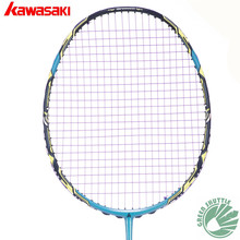 2017 Four Star 100% Genuine Kawasaki High Quality Badminton Racket Professional Offensive Badminton Racquets(China)