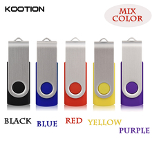 5pcs/lot Candy Color USB 2.0 Flash Drives 64GB Pendrive 32GB 16GB 8GB 4GB Pendriver Memory Stick Storage Device Thumb Drives