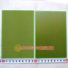 led pcb board / DIY led pcb / 10x15CM led light circuit boards, can be accessed by more than 1100 LED lamp beads(China)