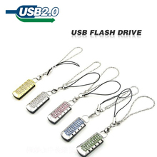 2014 Golden and sliver Rotating USB flash drive pen drive pendrive U disk memory card 2GB 4GB 8GB 16GB 32GB 64GB Jewelry